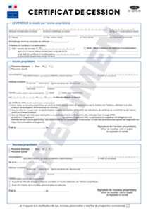 certificat de cession 15776