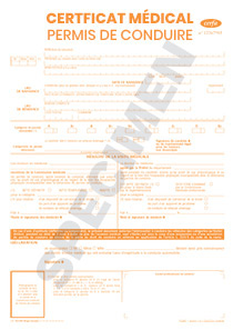 cerfa 11245 03 formulaire du certificat m dical pour la d livrance du permis de conduire. Black Bedroom Furniture Sets. Home Design Ideas