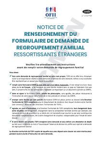 Cerfa 11436 Notice De Renseignement Du Formulaire De Demande De