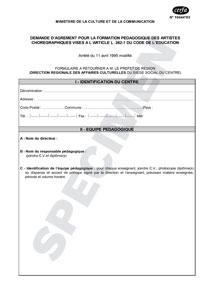 8c9c897cb9d CERFA 10444-03   Demande d agrément pour la formation pédagogique ...