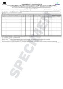 Cerfa 11743 01 Declaration D Appareil De Capacite Superieure A 5 Dm3